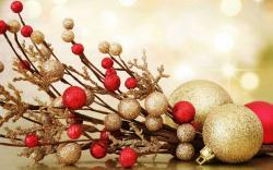 Gorgeous Christmas Ornaments Wallpaper 38753 1920x1200 px