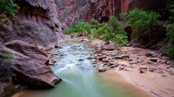 Gorgeous Creek Wallpaper 14351