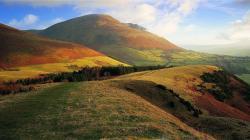 Gorgeous Hills Wallpaper