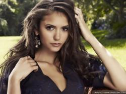 Wallpaper: beautiful Nina Dobrev wallpapers