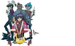 Gorillaz Res: 1920x1200 / Size:644kb. Views: 88204