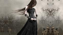 Alone Gothic