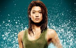 Hottest Woman 10/21/14 – GRACE PARK (Hawaii Five-0)! | King of The Flat Screen
