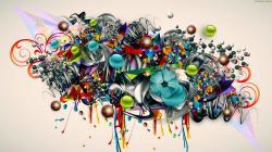 2560x1440 Artistic Graffiti