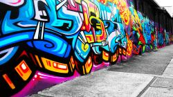 Wallpaper Of Graffiti