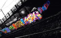 HD Wallpaper   Background ID:10356. 1920x1200 Artistic Graffiti