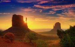 At Grand Canyon