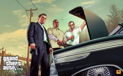 GRAND THEFT AUTO V Game Screenshots