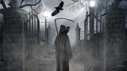 Grave Watcher wallpaper