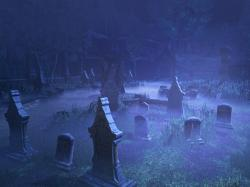 ... Graveyard Wallpaper HD ...