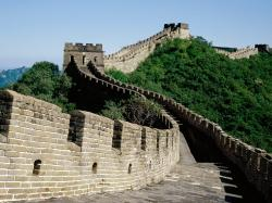 The Great Wall of China Cities