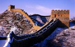 Desktop Wallpaper · Gallery · Travels China Great Wall