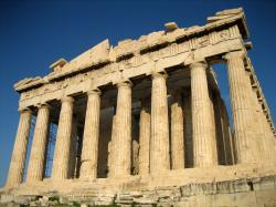 ... located on the Acropolis in Athens, is one of the most representative symbols of the culture and sophistication of the ancient Greeks.