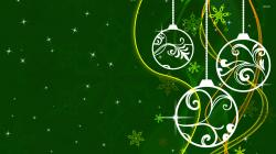 ... Christmas decorations wallpaper 1920x1080 ...