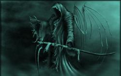 HD Wallpaper | Background ID:114307. 2560x1600 Dark Grim Reaper