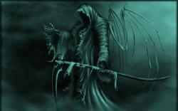 HD Wallpaper | Background ID:114307. 2560x1600 Dark Grim Reaper