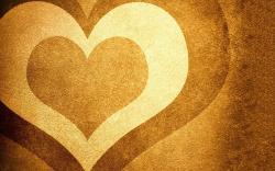 Grunge heart art