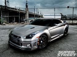 Nissan GT-R- Photo#03