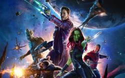 Guardians of the Galaxy Team wallpaper HD 1920×1200