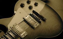 HD Guitar Wallpapers