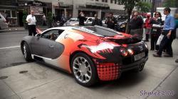 Gumball 3000 2012: Team Trust Bugatti Veyron Grand Sport