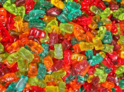 Gummy Bear Wallpaper