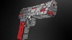Gun Digital Art Wallpaper Miscellaneous Wallpapers