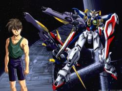 That is not Wing Zero but Wing Gundam and it has no Zero System. Heero will be slaughtered if he pilots that. Not that Wing Zero or Custom will make any ...