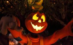 Halloween Close Up