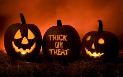 Happy Halloween Hd Wallpaper Wallpapers