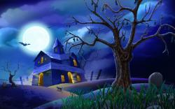 halloween HD Backgrounds ...