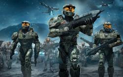 Halo Spartan Wallpaper