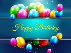 Happy Birthday HD Wallpapers