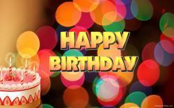 happy birthday pics HD wallpaper Wallpaper