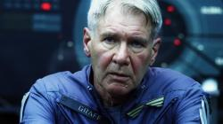 ender's game harrison ford depressed
