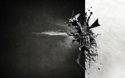 Black And White HD Abstract wallpapers ...