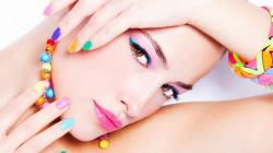 Beautiful Makeup Wallpaper 23216