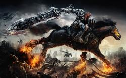 Darksiders Pc Game Hd Wallpapers
