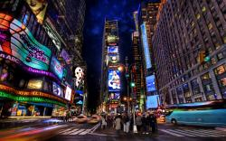 Download New York City Hdr Free Desktop Wallpapers Hd