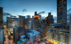 HDR City
