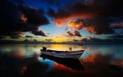 Sunrise HDR