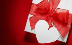 Heart Gift Valentines Day Love