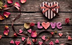 Heart Present Leave
