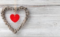 Heart Red Wreath Love