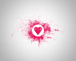 ... Love Heart Wallpaper12 ...