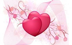 Hearts - love Wallpaper