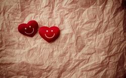 Hearts Smile Love