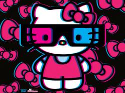 Hello Kitty Wallpaper 38 Backgrounds | Wallruru.