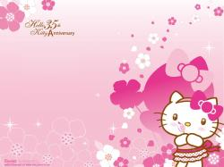 Hello Kitty High Resolution Wallpaper Free