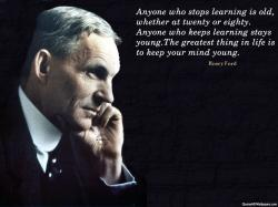 Ford Iphone Wallpaper: Henry Ford Learning Life Quotes Images Hd Wallpapers 1024x768px